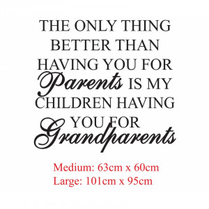 Inspirational Quotes About Grandparents