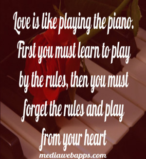 quotes about people playing with your heart
