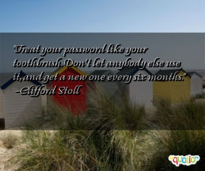 Quotes about Treating