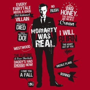 Moriarty Quotes by Tom Trager