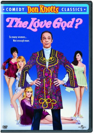 Product Description of The Love God? starring Don Knotts