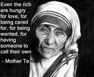 teresa quote famous quote share this famous quote on facebook