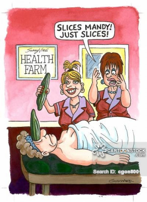 Spa Treatment cartoons, Spa Treatment cartoon, funny, Spa Treatment ...