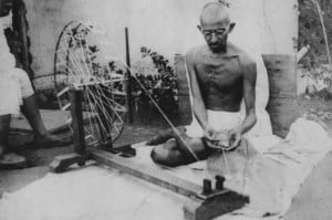 20 Gandhi Quotes on Courage, Service, Non-Violence, Self-Improvement ...