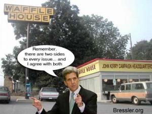 John Kerry's Waffle House