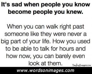 Ex friendship quotes