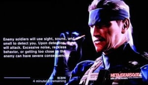 Metal Gear Solid 4 Also Getting Full Install Option
