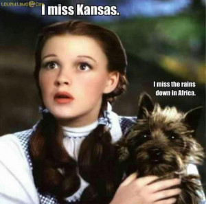 Toto – Africa – Wizard of Oz