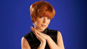 playing Cilla Black is the closest she