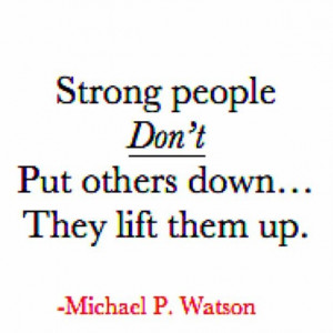 We have so many strong people in SISEL International :)