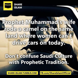 Something to ponder upon!Muslimwomen Drive, Correll Culture, Islam ...