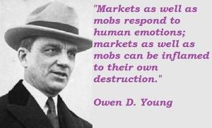 Owen d young famous quotes 4