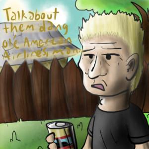 Boomhauer Meme Talk about dang ole boomhauer
