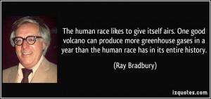 More Ray Bradbury Quotes