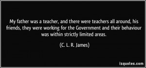 More C. L. R. James Quotes