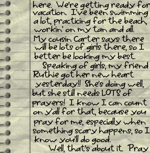 Ps I Love You Letters From The Movie , Ps I Still Love You Quotes