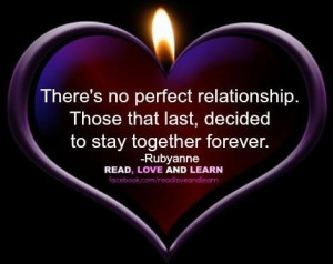 No Perfect Relationship Quotes No perfect relationship quote
