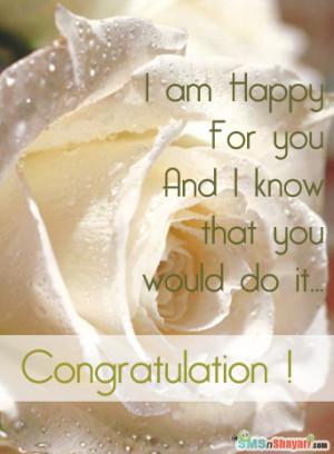 Congratulation on Promotion - Job Congratulation Greeting Card