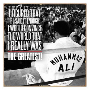 Top 10 Muhammad Ali Picture Quotes