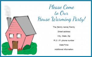 Best Housewarming Invitation Messages
