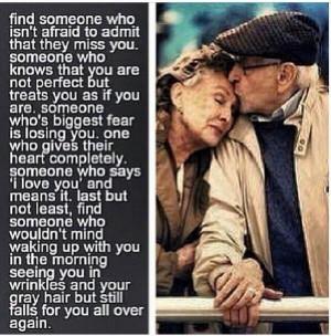Morning quotes: True love