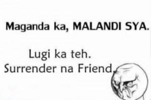 Malandi Quotes vs Maganda Quotes