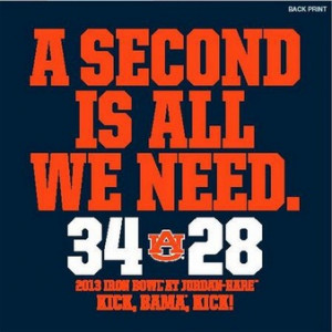 These New Auburn Commemorative Iron Bowl Shirts Are Troll-tastic