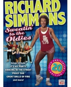 richard simmons quotes about exercise quotesgram. Black Bedroom Furniture Sets. Home Design Ideas
