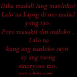 Patama lines.fw Patama lines and Tagalog Quotes Pinoy Sayings