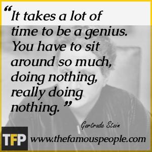 Gertrude Stein Biography