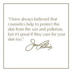 Dame Joan Collins quote on makeup: Collins Quote