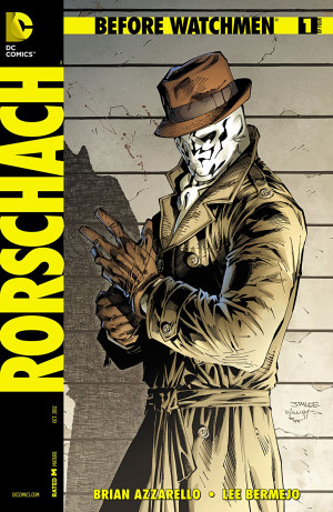 Review: Rorschach by Brian Azzarello