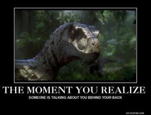 Jurassic Park Motivational 1 by Allosaurus-rex123