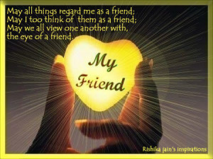 ... of a Friend - Inspirational Pictures and Motivational Quotes
