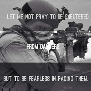 War quotes / inspiration / fear