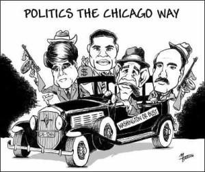 Chicago Mob Goes to Washington.