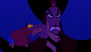 Jafar And Iago Tomwright