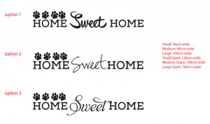 Sweet Dog Quotes Home Sweet Home Dog Paw Prints