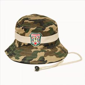 Caddyshack Carl Spackler Camo Bucket Hat with Bushwood Logo. Buy it ...
