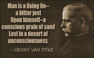 HENRY VAN DYKE QUOTES