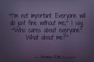 Insurgent Quotes Insurgent. via ya book quotes