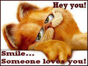Smile!! Someone Loves YoU!