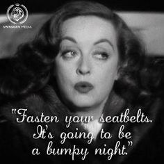 ... All About Eve, 1950. Bette Davis. #classic #film #movie #quotes More