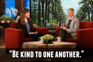 Ellen DeGeneres Gives the BEST Advice EVER!