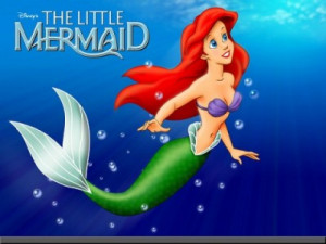 The Little Mermaid Disney Quotes: