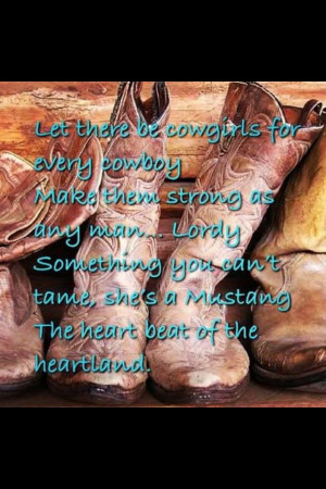 Let There Be Cowgirls ~ Chris Cagle