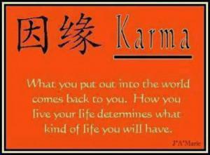 Karma... gotta love it!