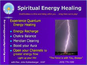 Energy Healing Spiritual Healing Spiritual Healer Training
