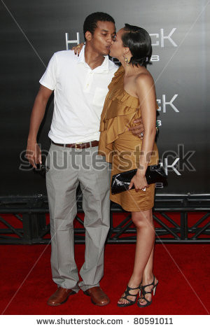 ... ANGELES - JUN 30: Tia Mowry and Cory Hardrict at the premiere of