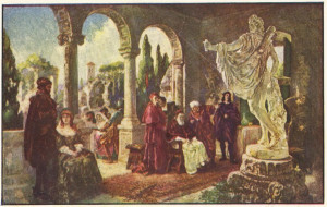 Renaissance artists of the sixteenth century.